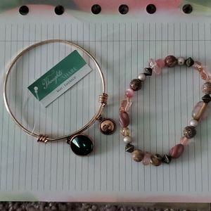 Two Bracelets NWT
